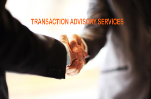 Transaction advisory services